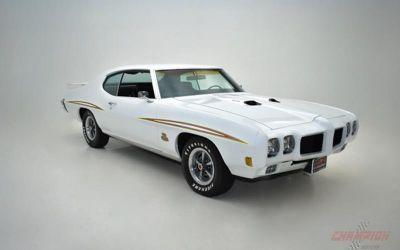 Photo 1970 Pontiac GTO Judge