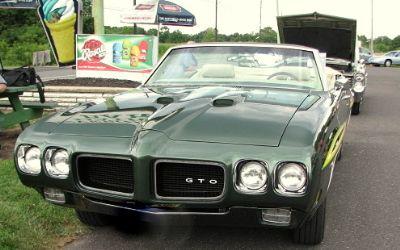 Photo 1970 Pontiac GTO Judge Trim