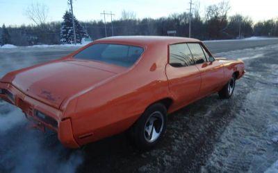 Photo 1971 Buick Skylark 4 Dr HT