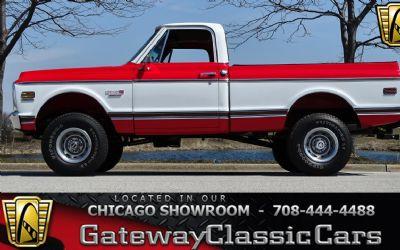 Photo 1972 Chevrolet C10 Cheyenne