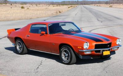 Photo 1972 Chevrolet Camaro Z28