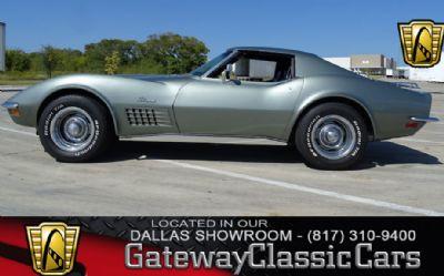 Photo 1972 Chevrolet Corvette 454
