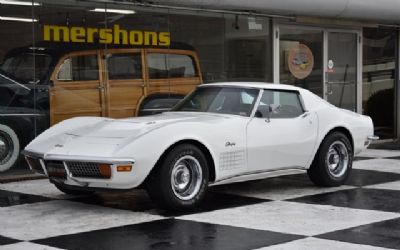 Photo 1972 Chevrolet Corvette Coupe