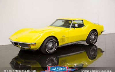 Photo 1972 Chevrolet Corvette Coupe