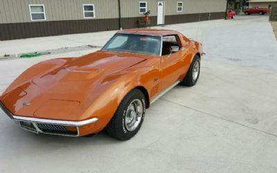 Photo 1972 Chevrolet Corvette For Sale