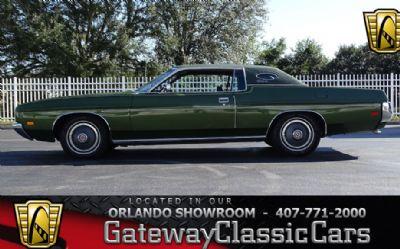 Photo 1972 Ford Galaxie 500