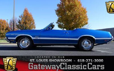Photo 1972 Oldsmobile Cutlass