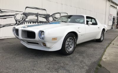 Photo 1972 Pontiac Firebird Trans AM
