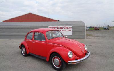 Photo 1972 Volkswagen Super Beetle