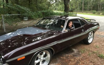 Photo 1973 Dodge Challenger For Sale