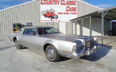 Photo 1973 Lincoln Continental Mark IV