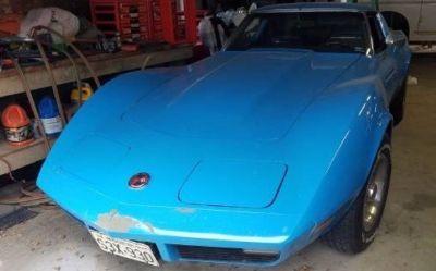 Photo 1974 Chevrolet Corvette