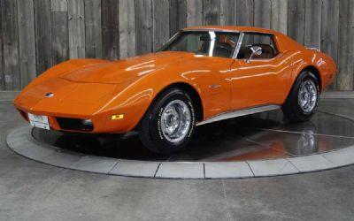Photo 1974 Chevrolet Corvette Big Block AC Coupe