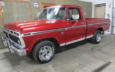 Photo 1974 Ford Ranger XLT Pickup