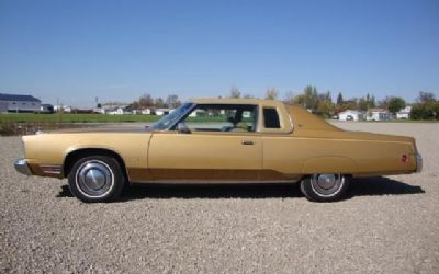 Photo 1975 Chrysler Imperial Crown Coupe