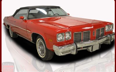 Photo 1975 Oldsmobile Delta 88 Royal Convertible