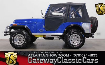 Photo 1976 Jeep CJ5