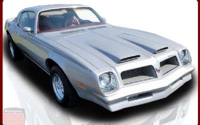 Photo 1976 Pontiac Firebird Formula Tribute