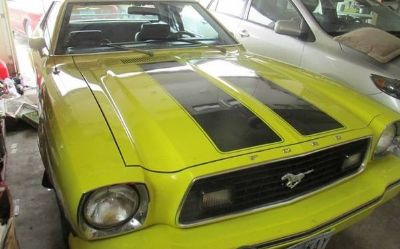 Photo 1978 Ford Mustang