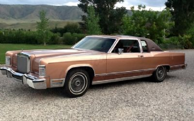 Photo 1978 Lincoln Continental