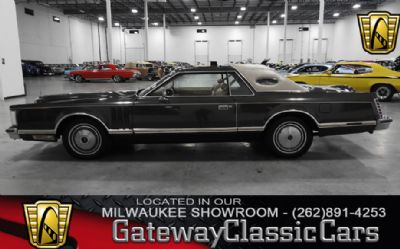 Photo 1978 Lincoln Continental Mark V