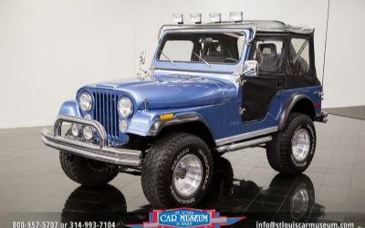 Photo 1979 Jeep CJ-5 4X4