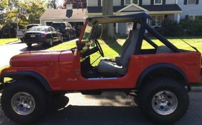 Photo 1979 Jeep CJ7