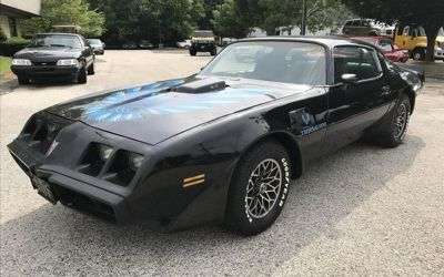 Photo 1979 Pontiac Trans AM Special Edition 400 Automatic