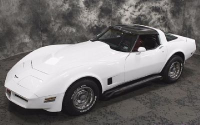 Photo 1980 Chevrolet Corvette Coupe