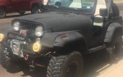 Photo 1980 Jeep CJ5