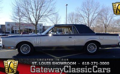 Photo 1981 Lincoln Continental Mark VI