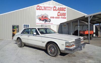 Photo 1982 Cadillac Seville