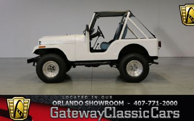 Photo 1983 Jeep CJ5