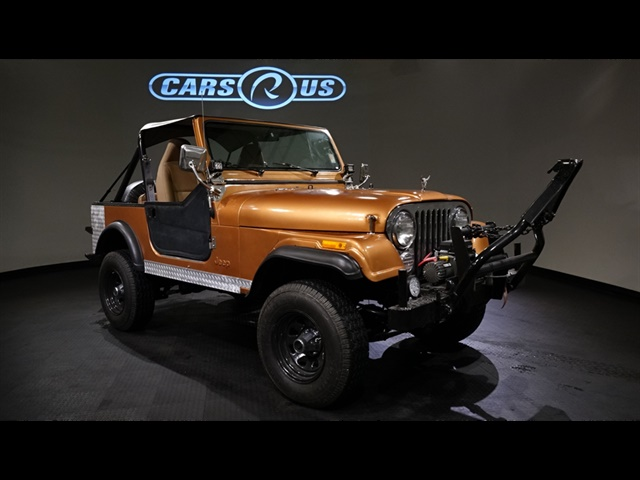 Photo 1983 Jeep CJ-7
