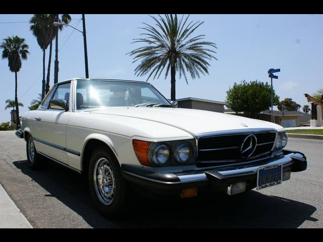Photo 1983 Mercedes-Benz 380-Class 380SL