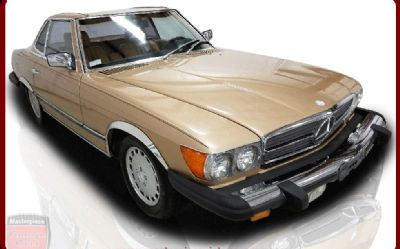 Photo 1983 Mercedes-Benz 380 380SL