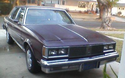 Photo 1983 Oldsmobile Cutlass Supreme