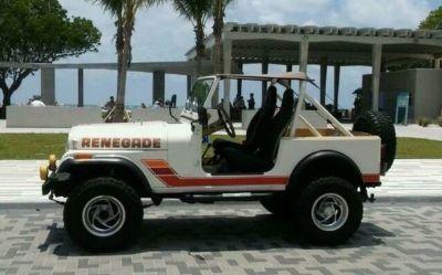 Photo 1984 Jeep CJ7