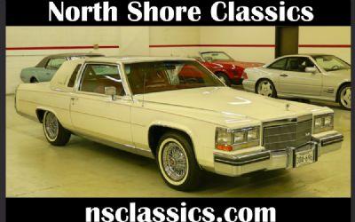 Photo 1985 Cadillac Fleetwood