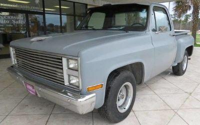 Photo 1985 Chevrolet C10 Stepside Shortbed Pickup