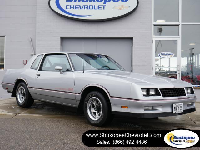 Photo 1985 Chevrolet Monte Carlo SS