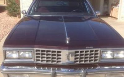 Photo 1985 Oldsmobile Delta 88