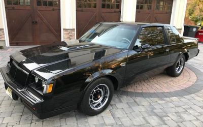 Photo 1986 Buick Regal T Type Turbo 2DR Coupe