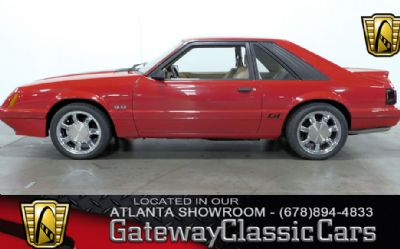 Photo 1986 Ford Mustang GT