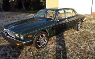 Photo 1986 Jaguar XJ6