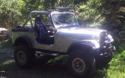 Photo 1986 Jeep CJ7