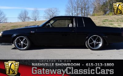 Photo 1987 Buick Regal Grand National