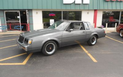 Photo 1987 Buick Regal Turbo T