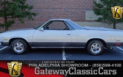 Photo 1987 Chevrolet El Camino