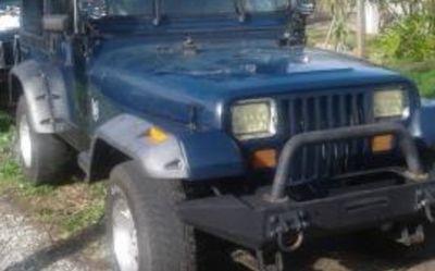 Photo 1987 Jeep Wrangler